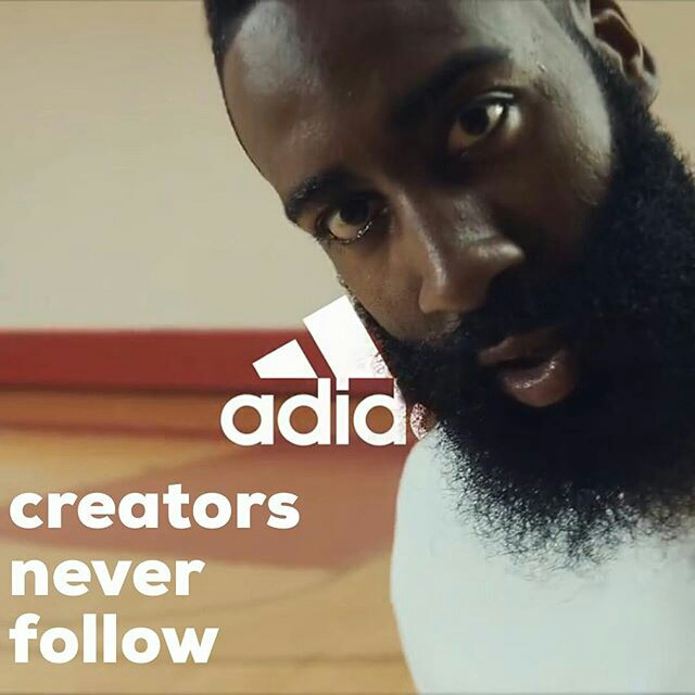 """aumento Privilegio luces  New James Harden Adidas commercial """"Creators Never Follow"""" @jharden13 @ adidas – SNEED CHRONICLES"""